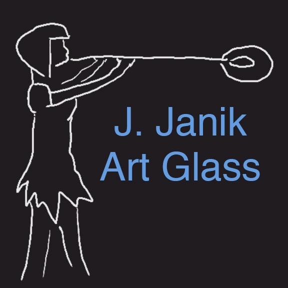 J. Janik Art Glass