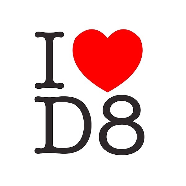 I ❤️ D8 Massive Community Zoom Quiz - 9th April