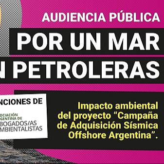 📗 Abogades Ambientalistas #SalvemosAlMarArgentino INTERVENCIONES AAdeAA Link Thumbnail   Linktree