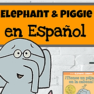 Elephant and Piggie Library en Español