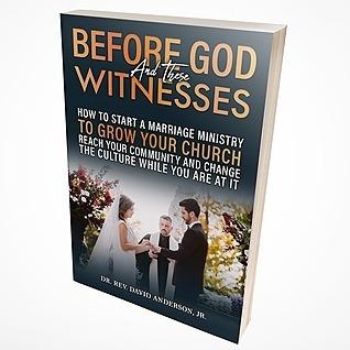 @chaplaindave Wedding Chaplain Book Campaign Link Thumbnail | Linktree