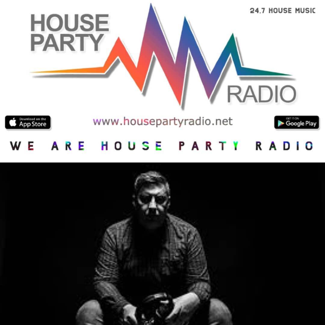 @djrobalexander House Party Radio Link Thumbnail   Linktree