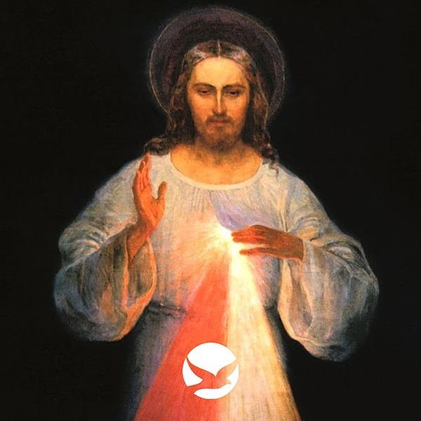 @ShalomLondon Divine Mercy Chaplet Link Thumbnail | Linktree