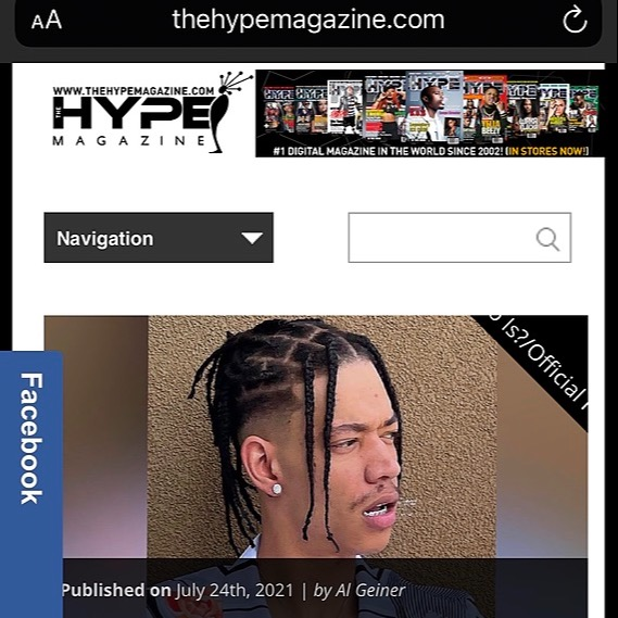 @LILT💍NYR🌺SE The Hype Magazine  Link Thumbnail | Linktree