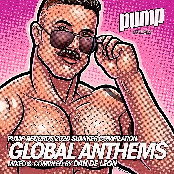 "Dan De Leon ""Global Anthems"" 2020 Album Link Thumbnail | Linktree"