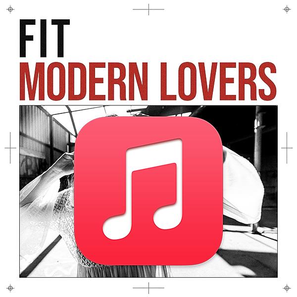 @fittheband MODERN LOVERS - Apple Music Link Thumbnail | Linktree
