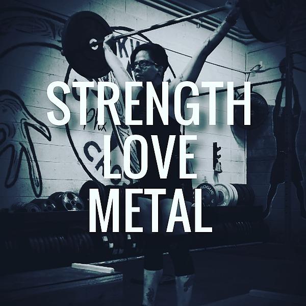 @StrengthLoveMetal Profile Image | Linktree