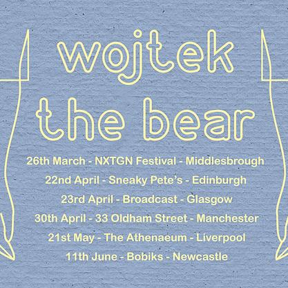 @wojtekthebear UK Tour 2022 tickets Link Thumbnail | Linktree