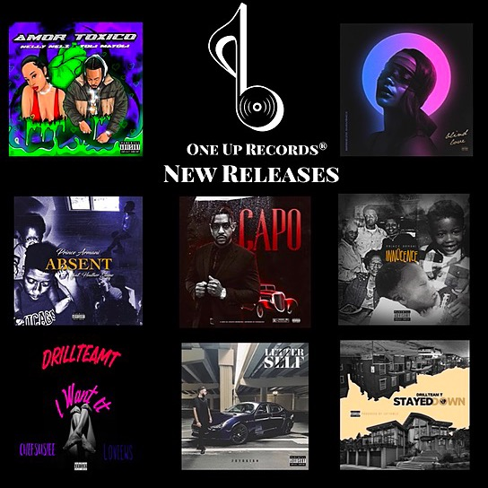 One Up Records New Releases