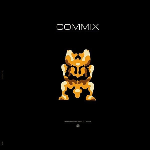 REPRESS: Commix - Be True / Satellite Type 2 (Website)