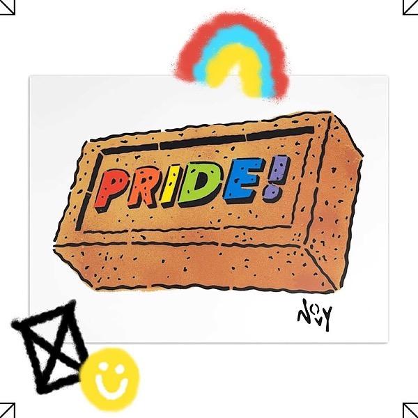 @LisaProjectNYC PRIDE! by Jeremy Novy  Link Thumbnail | Linktree