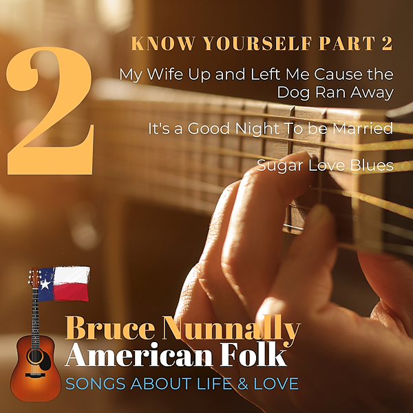 Bruce W Nunnally Know Yourself Part 2 Link Thumbnail | Linktree