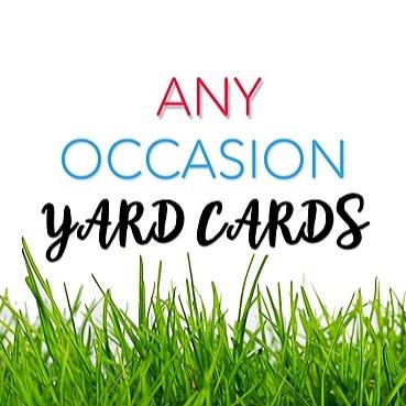@anyoccasionyardcards Profile Image | Linktree