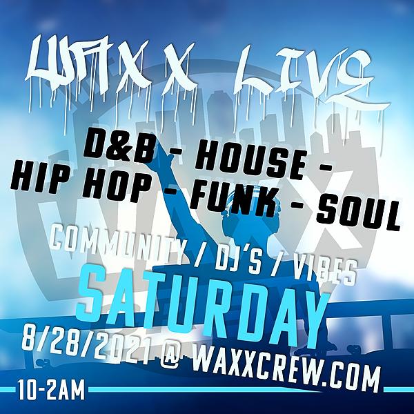 WAXX Live | 8/28/2021 WAXX LIVE Link Thumbnail | Linktree