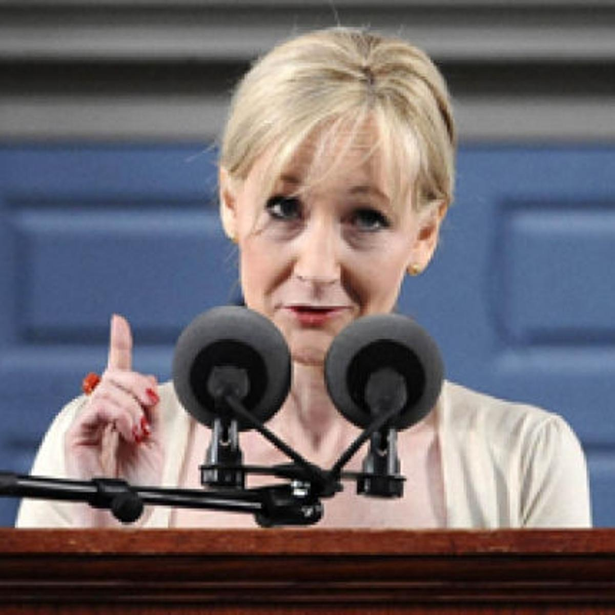 KVPATTOM LIBRARY ON PHONE Podcast: J. K. Rowling | Harvard Commencement Address (2008) Link Thumbnail | Linktree