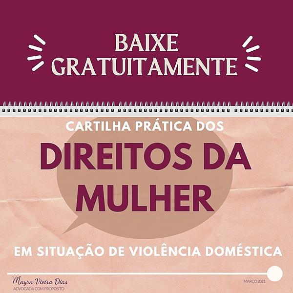Cartilha Direitos da Mulher em Situação de Violência Doméstica