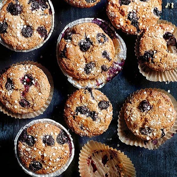 @donna.hay Buckwheat Quinoa blueberry muffins Link Thumbnail   Linktree