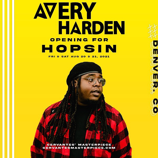 Avery Harden TIX TO SEE ME OPEN FOR HOPSIN IN DENVER Link Thumbnail | Linktree