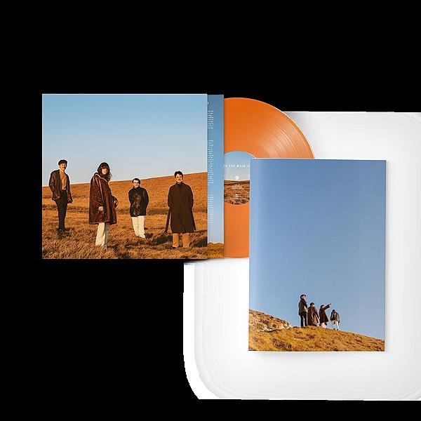 @FUR777 Pre-order When You Walk Away LP (Limited Edition Translucent Orange Vinyl) + including booklet Link Thumbnail   Linktree