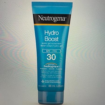 Neutrogen Hydro Boost Sunscreen