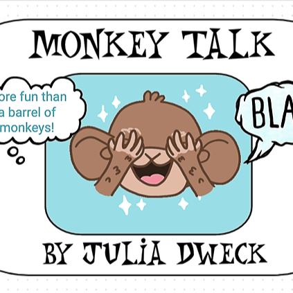 Monkey Talk *ELA Fun!