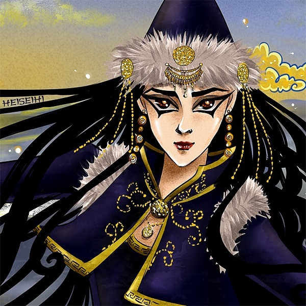"Heiseihi ""Daughter of the Baikal"" manga Link Thumbnail | Linktree"