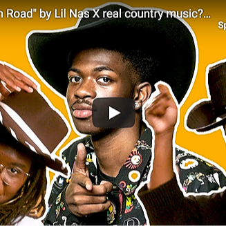 "Is ""Old Town Road"" by Lil Nas X real country music? (feat. Blanco Brown)"