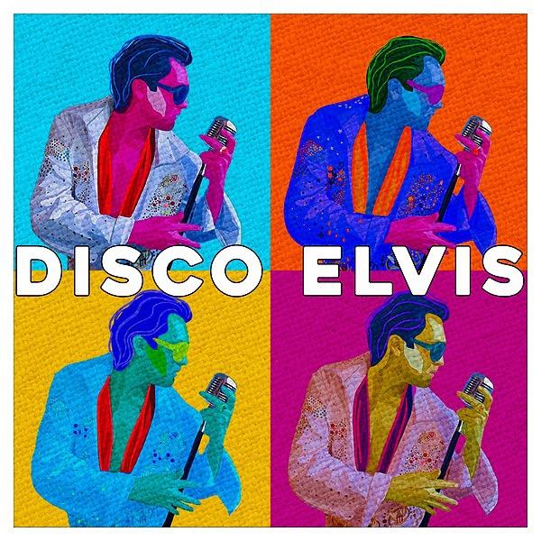 DISCO ELVIS - Official Video