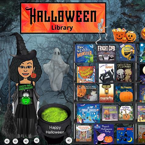 Miss Hecht Teaches 3rd Grade Halloween Link Thumbnail | Linktree