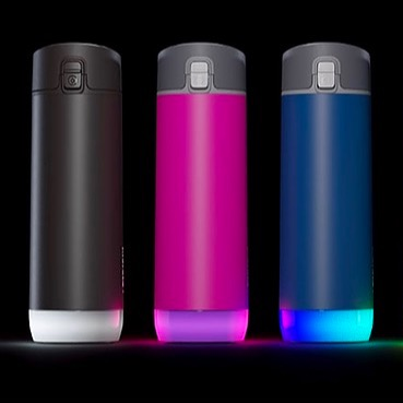 @DesireePlans 💖 Affiliate Hidrate Spark 3 Smart Water Bottle *Affiliate Link Thumbnail | Linktree
