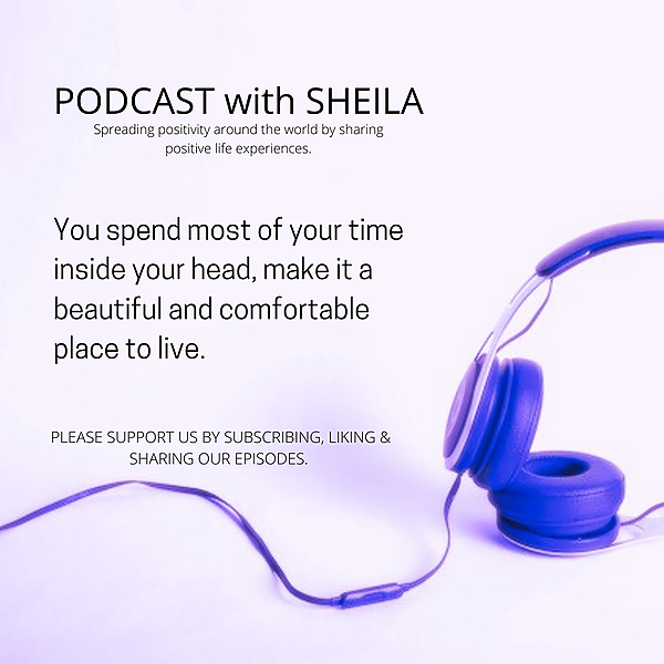 Podcast with sheila PODCAST with SHEILA on Apple Podcast  Link Thumbnail | Linktree