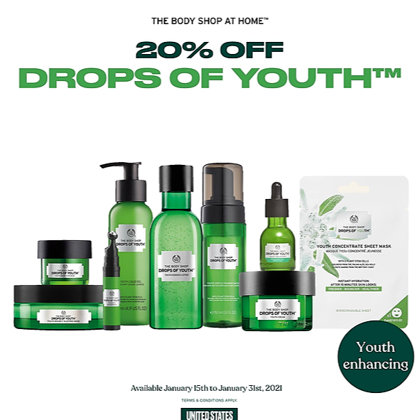 Sarah Robison- The Body Shop SHOP HERE! New sales events bi-weekly! Link Thumbnail   Linktree