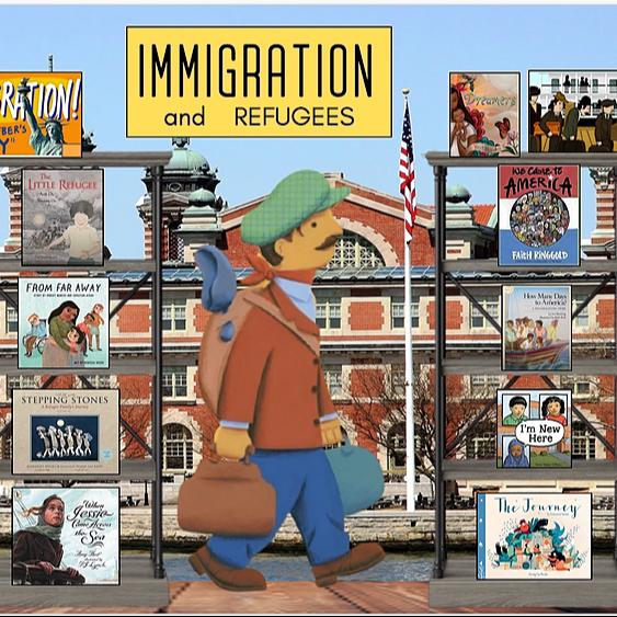 Miss Hecht Teaches 3rd Grade Immigration & Refugees Link Thumbnail | Linktree
