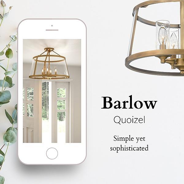 Keidel Barlow by Quoizel Link Thumbnail | Linktree