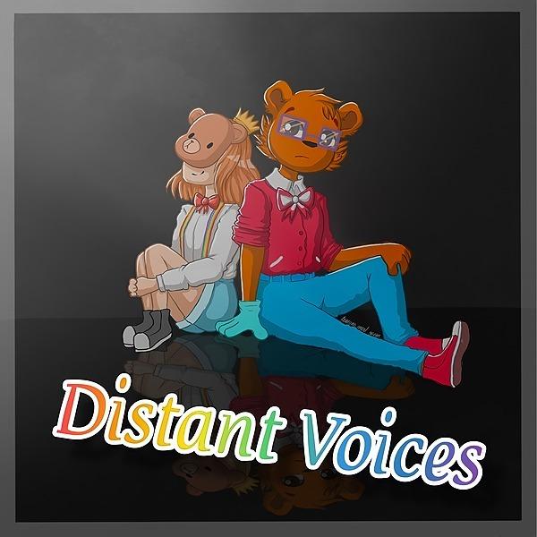 AzoSBearTM Distant Voices (Album) Link Thumbnail   Linktree