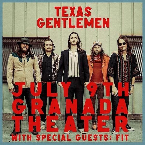 @fittheband July 9th @ Granada w/The Texas Gentlemen Link Thumbnail | Linktree