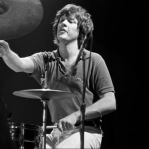 Chris Frantz, founding member and drummer of Talking Heads and Tom Tom Club.