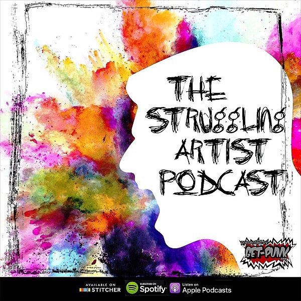 The Struggling Artist Podcast Podcast Episode Directory Link Thumbnail   Linktree