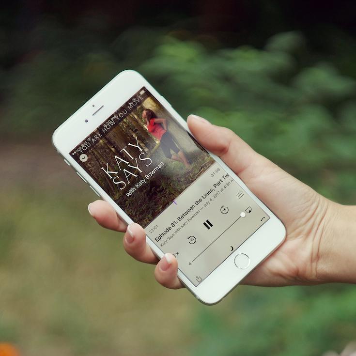 LISTEN: My Podcast