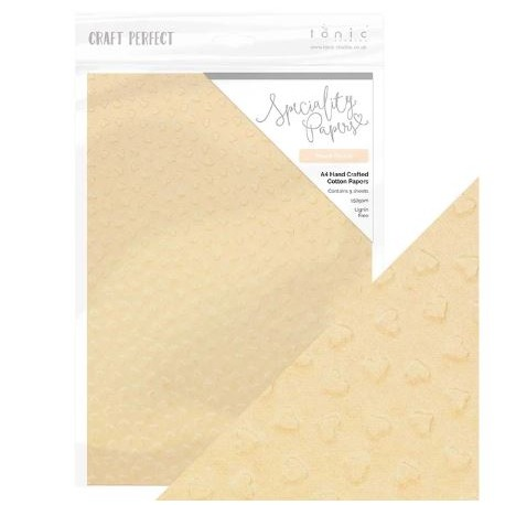 Craft Perfect Specialty Paper Peach Parfait (Scrapbook.com)