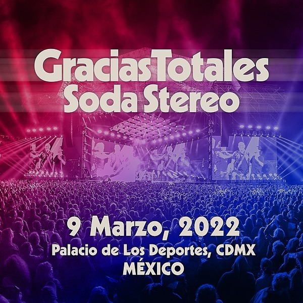 @sodastereo CDMX - 2022 Link Thumbnail   Linktree