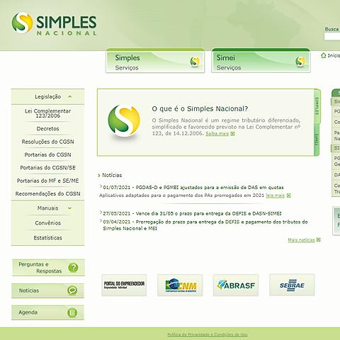 @salacafelandia SIMPLES NACIONAL - INFORMAÇÕES  Link Thumbnail | Linktree