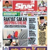 @sinar.harian Rakyat sakan shopping online Link Thumbnail | Linktree