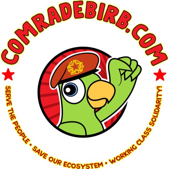 Comrade Birb (ComradeBirb) Profile Image   Linktree
