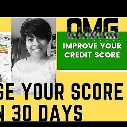 Erase Bad Credit in 30 Days