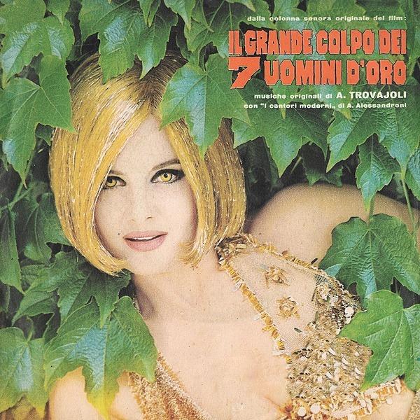 CAM Sugar IL GRANDE COLPO DEI SETTE UOMINI D'ORO (1966) by Armando Trovajoli Link Thumbnail | Linktree