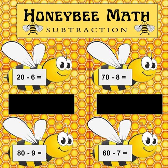 Miss Hecht Teaches 3rd Grade Honeybee Subtraction Link Thumbnail | Linktree