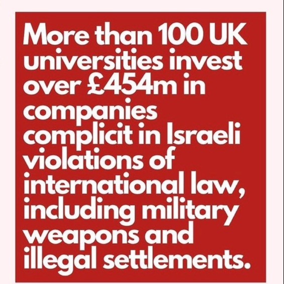 @payitbackuk Template email: demand your university divest from companies complicit in Palestinian genocide  Link Thumbnail | Linktree