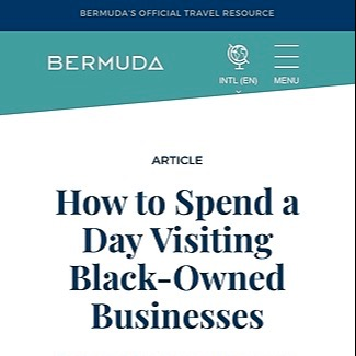 BTA Article: How to Spend a Day Visiting Black-Owned Businesses