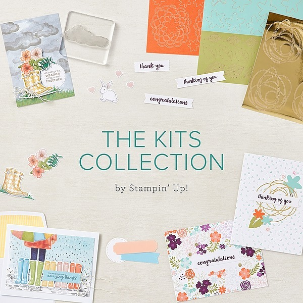 Stampin With Leah - Leah Dixon Kits Collection by Stampin' Up! Link Thumbnail | Linktree